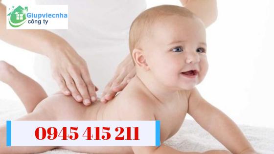 dịch vụ giới thiệu người chăm em bé