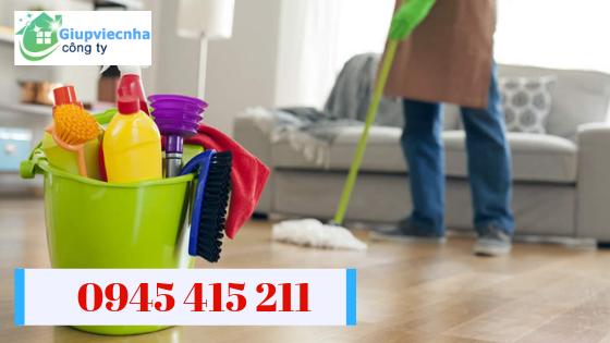 dịch vụ giới thiệu người giúp việc nhà theo giờ