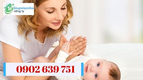 Chăm trẻ sơ sinh ăn ở lại