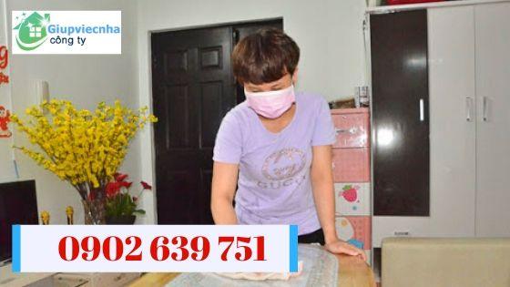 công ty giúp việc nhà tại tphcm