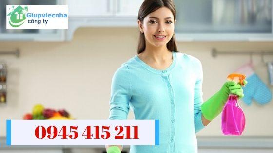 công ty tuyển giúp việc nhà