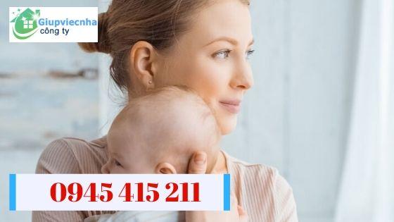 dịch vụ chăm trẻ sơ sinh ăn ở lại
