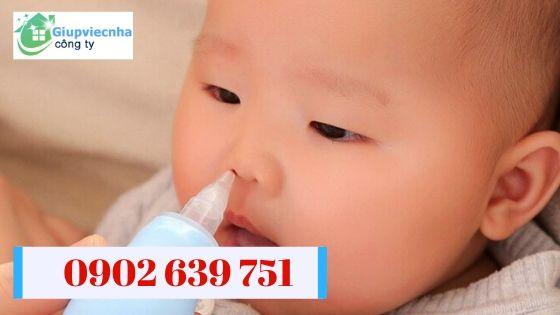 dịch vụ giữ em bé theo giờ