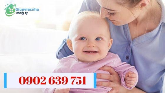 dịch vụ tìm người chăm trẻ sơ sinh