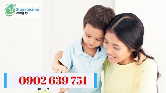 dịch vụ tìm người trông trẻ tại nhà