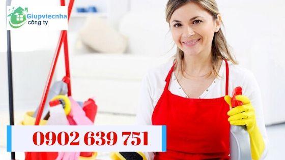 tuyển người giúp việc nhà