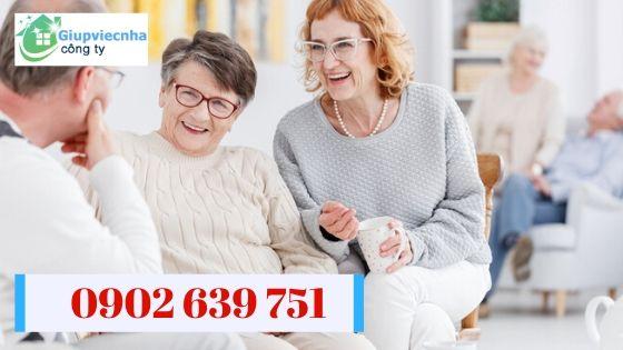 Cách chăm sóc người cao tuổi tại nhà