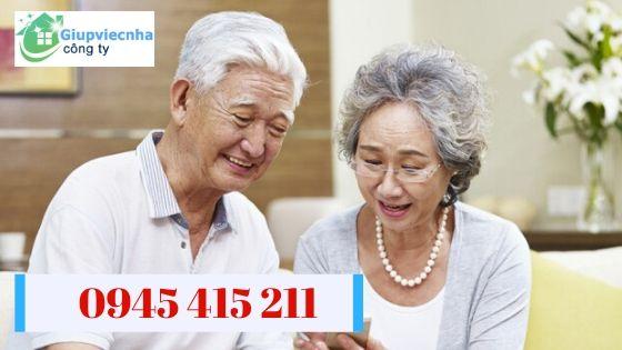 tìm chăm sóc người già